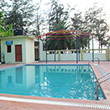 D Samudraa Resort Kelva swimming pool